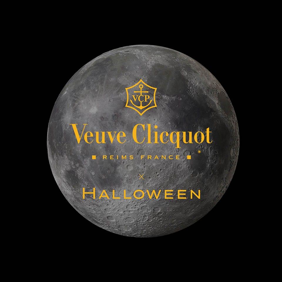 Veuve Clicquot Halloween