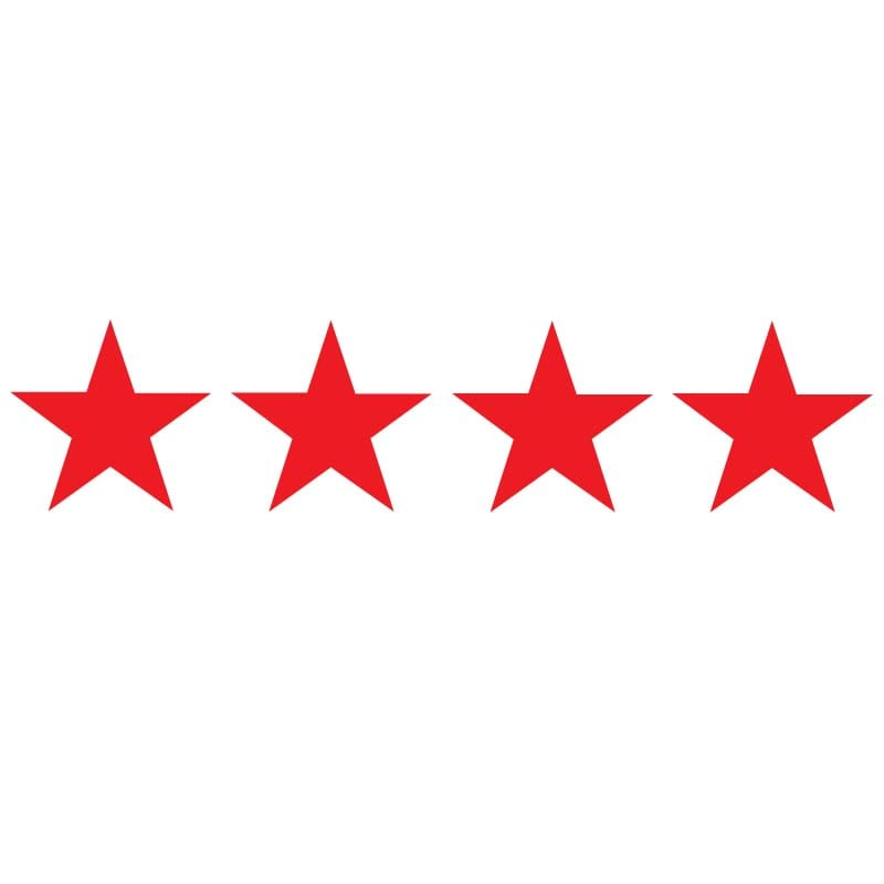 award winning hotels 4 aa red stars