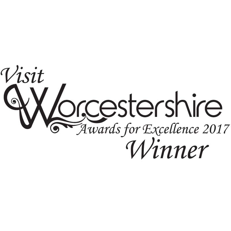 award winning hotels visit worcestershire awards for excellence 2017 winner