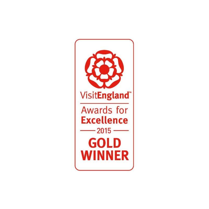 award winning hotels visit England awards for excellence gold award winner 2015