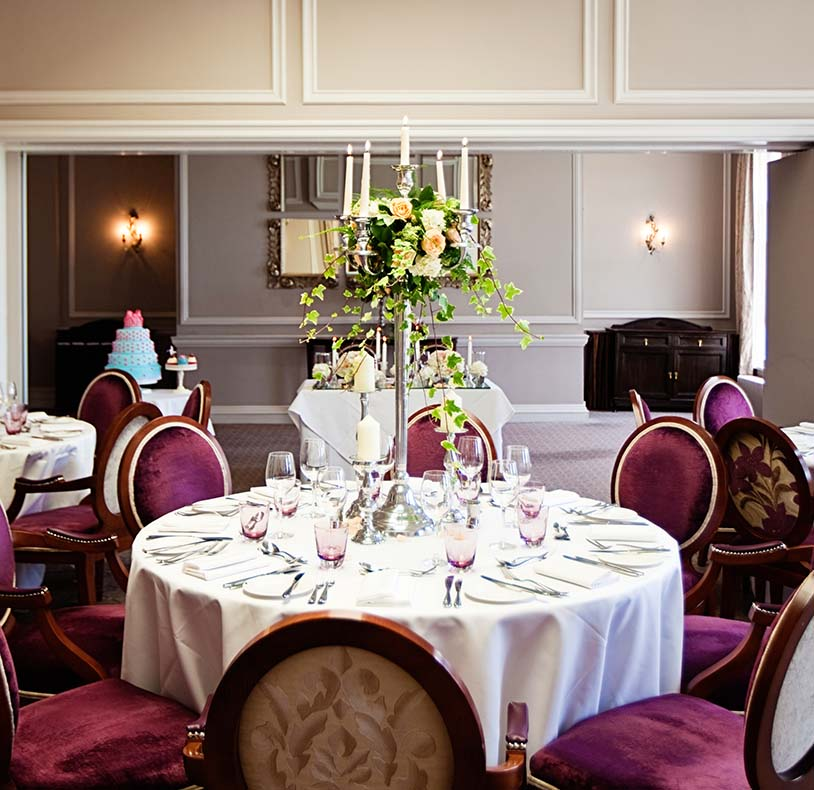 Brockencote Hall Hotel Private Dining Rooms