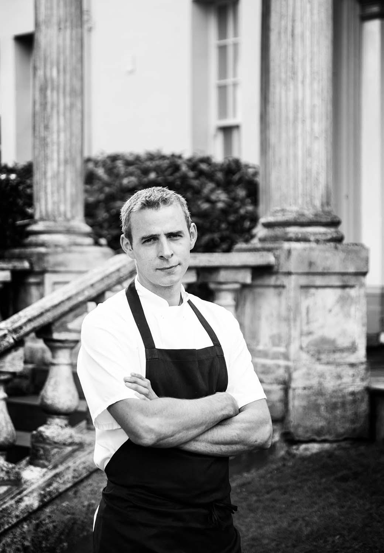Brockencote Hall Hotel Restaurant Head Chef Tim Jenkins