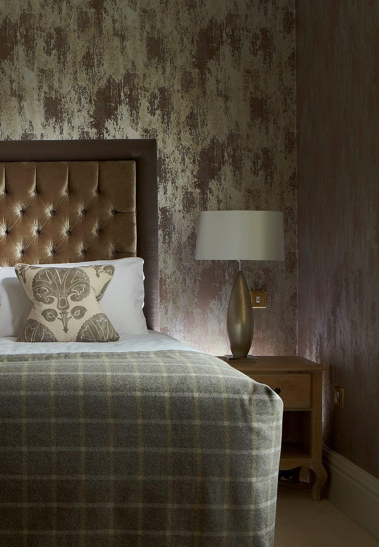 Classic room at Brockencote Hall Hotel