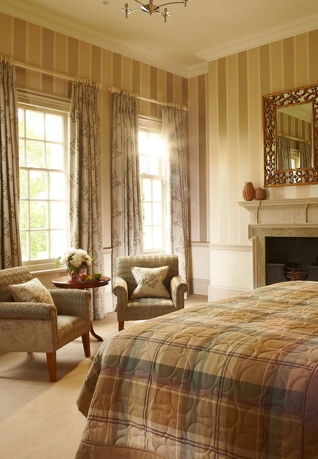 Feature Suite at Brockencote Hall Hotel