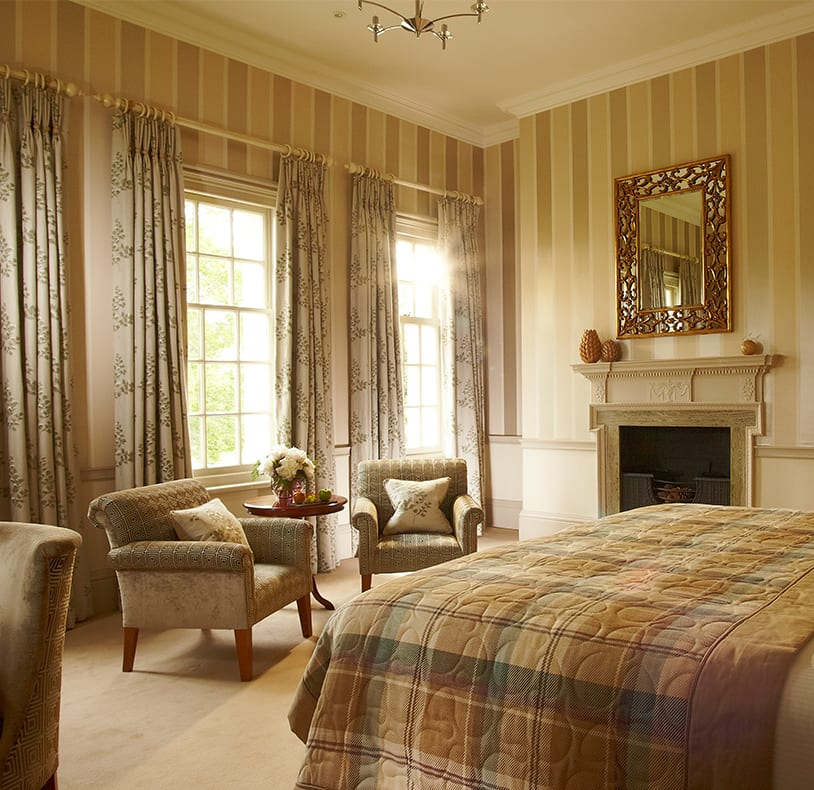 Hotels in Worcestershire Feature Suite