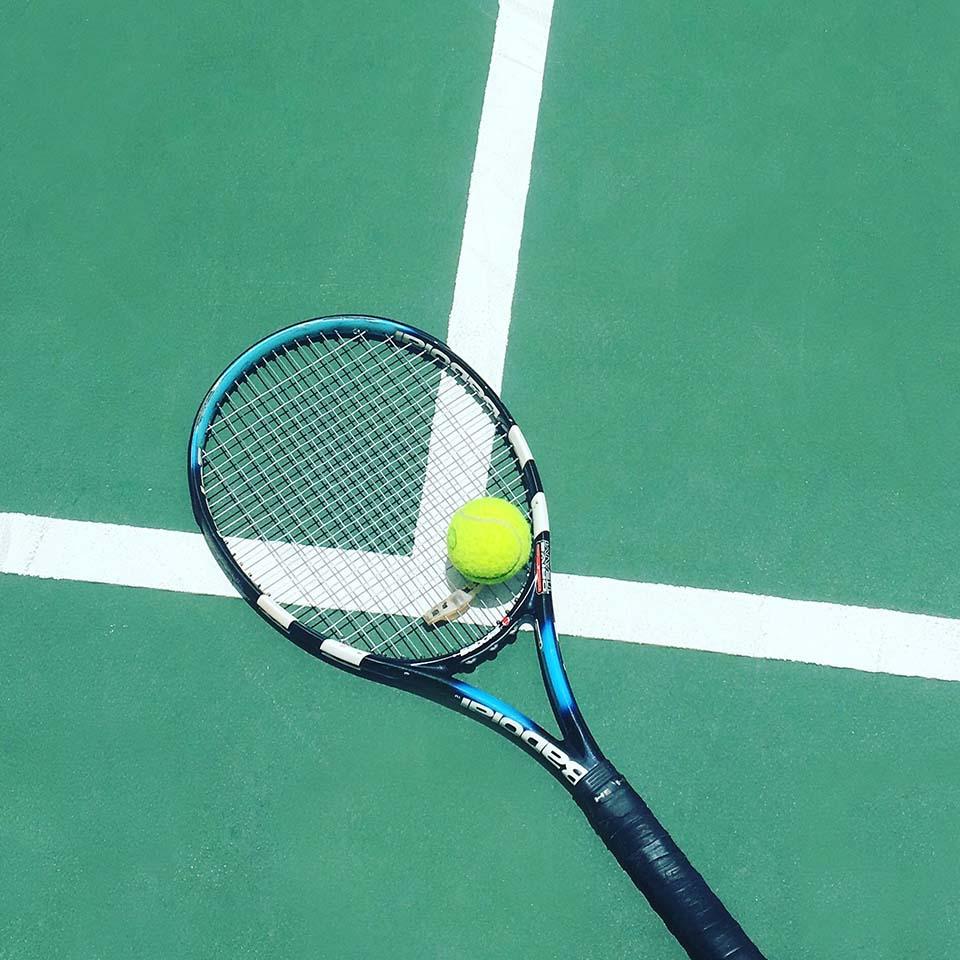 Tennis and tea