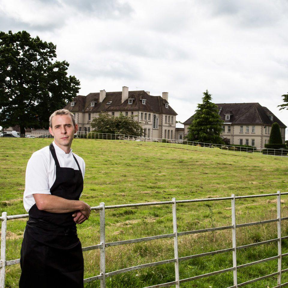 head chef, Tim Jenkins